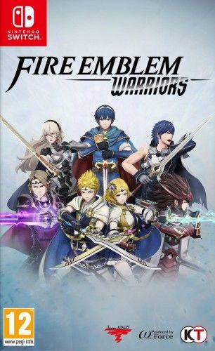 Fire Emblem Warriors NS