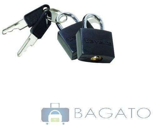 Kłódka kłódeczka do walizki kluczyk TRAVELITE 16
