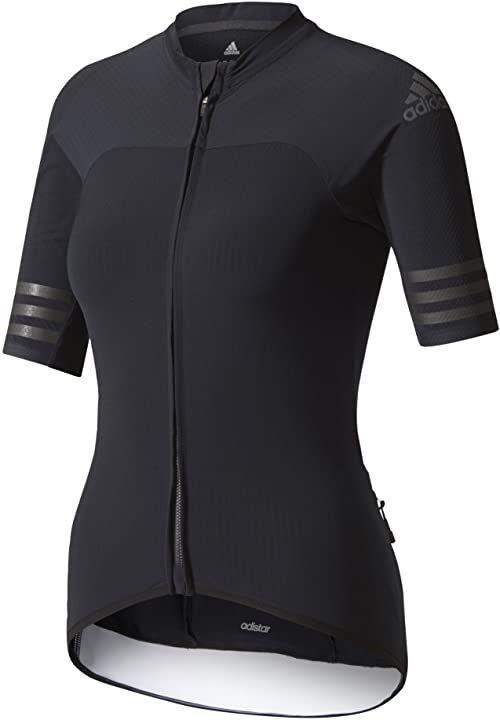 adidas damska koszulka piłkarska Adistar Engineered Woven czarny Black/Blkref X-S