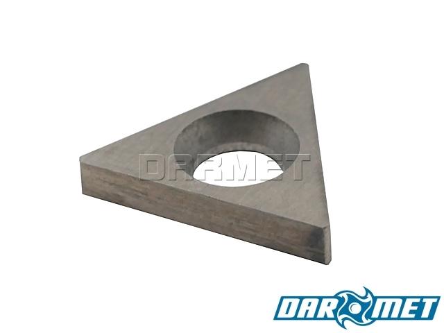 Płytka podporowa kształt trójkąt 60 stopni do płytek TNGG, TNMG, TNMP, TNUX (SHPT1604)