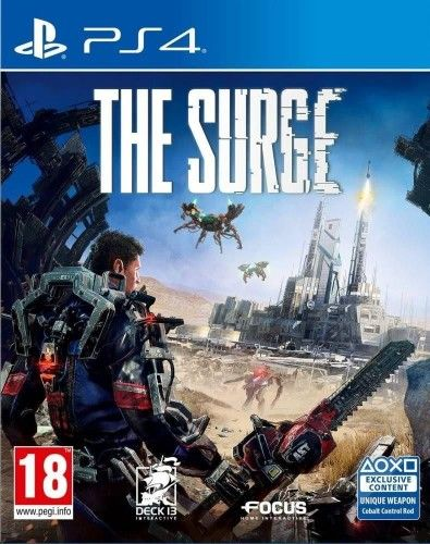 The Surge PS 4