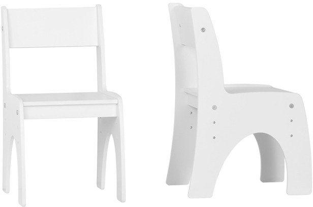 Regulowane krzesło Klips 120-610-110-Pinio, meble do pokoju dziecięcego