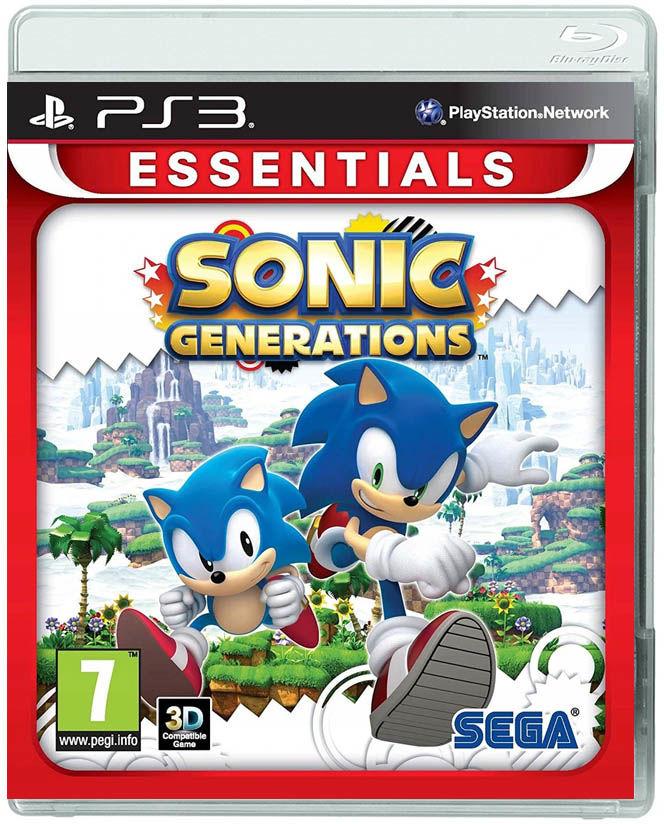 Sonic Generations / PS3 / Warszawa