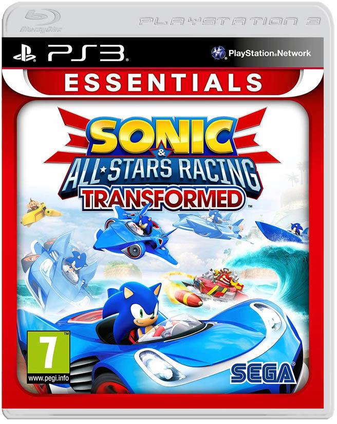 Sonic and All-Stars Racing Transformed / PS3 / Warszawa