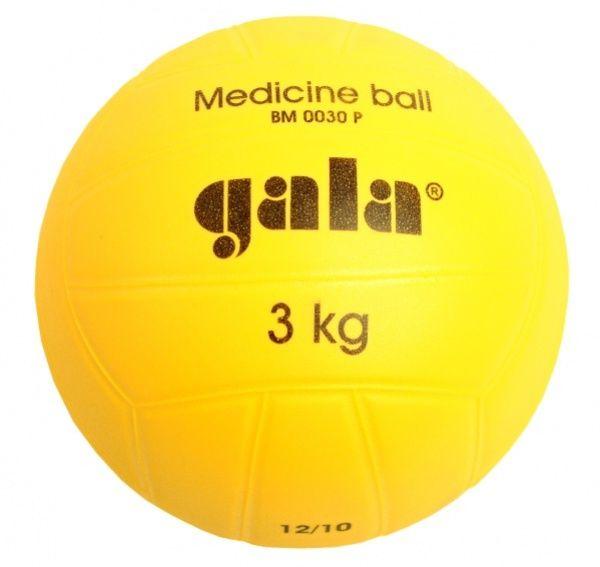 Plastikowa piłka lekarska 3 kg