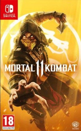 Mortal Kombat 11 NS