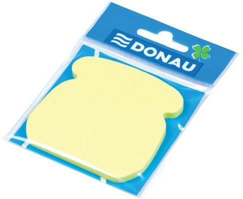 Notes samoprzylepny telefon 50 KARTEK żółty DONAU /7561001PL-11/