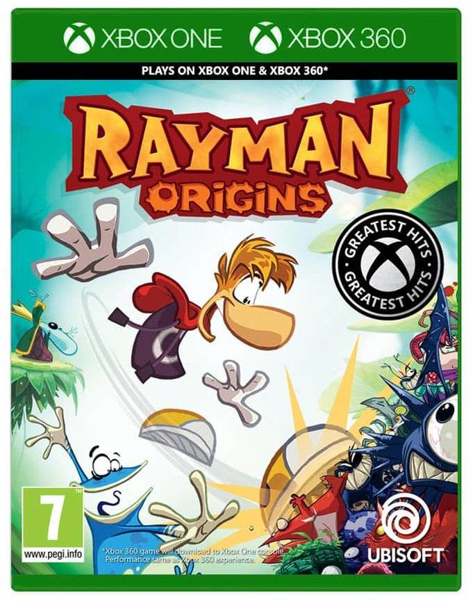 Rayman Origins / Xbox 360/Xbox One / Warszawa
