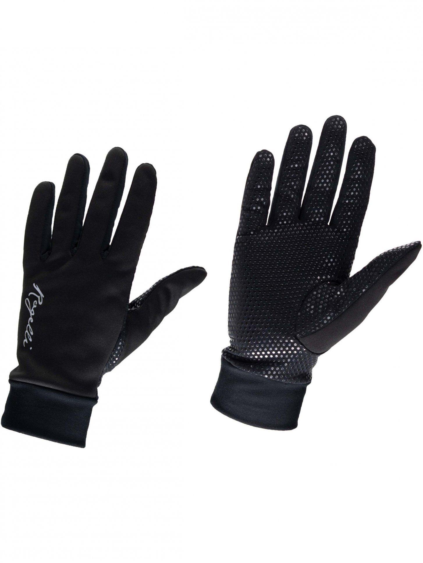 ROGELLI LAVAL Damskie zimowe rękawiczki Czarne 010.661 Rozmiar: XL,ROGELLI LAVAL 010.661