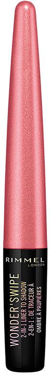 Rimmel London Wonder Swipe 2 In 1 Glitter Eyeliner To Eyeshadow 006 My Bae 1,7 ml