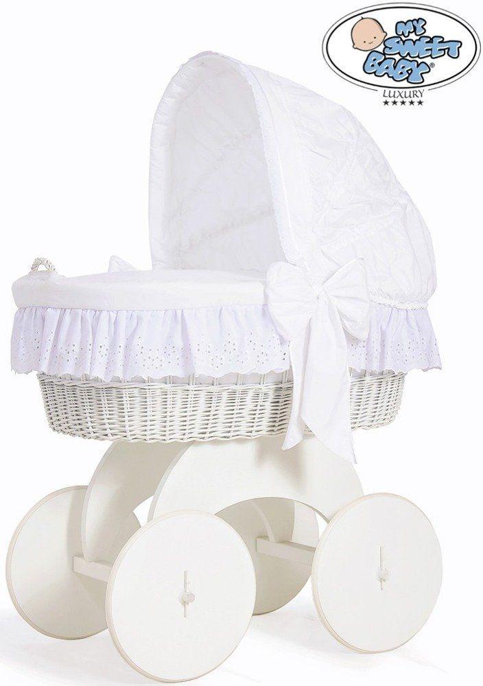 Kosz Mojżesza Sophia 70102912-My Sweet Baby, kosz dla niemowlaka