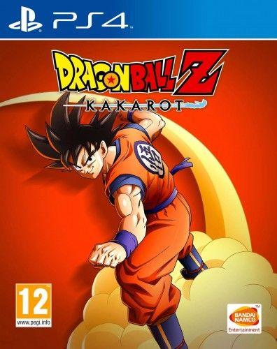 Dragon Ball Z: Kakarot PS 4