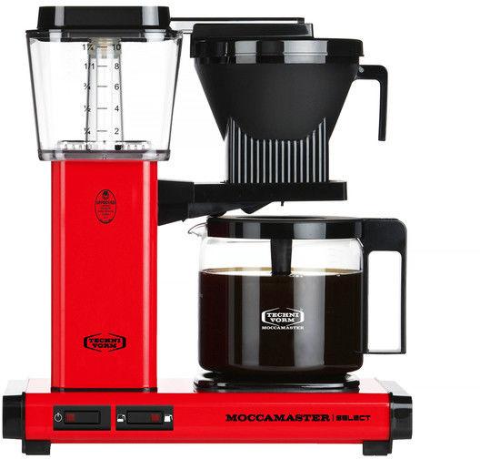 Ekspres do kawy Moccamaster KBG 741 Select Red - Czerwony