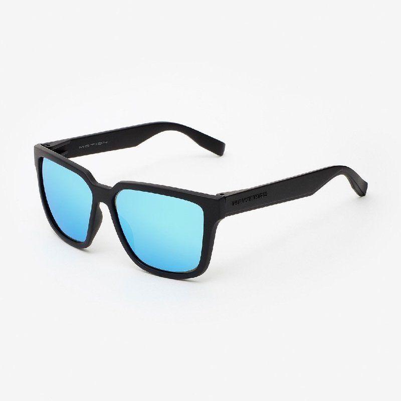 HAWKERS -Okulary przeciwsłoneczne Polarized Carbon Black Clear Blue One HA-140011