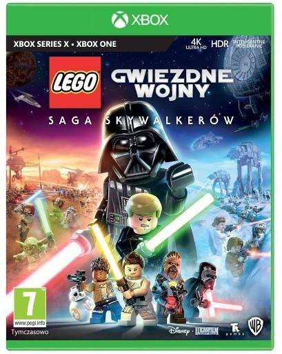 Lego Gwiezdne Wojny: Saga Skywalkerów Xbox One / Xbox Series X - przedsprzedaż