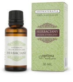 Naturalny olejek eteryczny HERBACIANY - Z DRZEWA HERBACIANEGO Optima Natura 30 ml