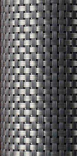 Podkładka na stół srebrno-szara 450x1500mm