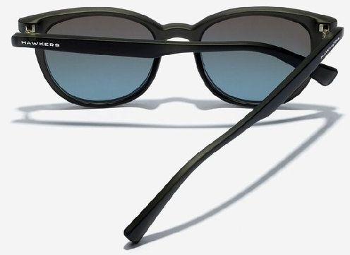 HAWKERS -Zgrabne okulary przeciwsłoneczne B-TOWN CZARNE HA-HBTO21BBTO