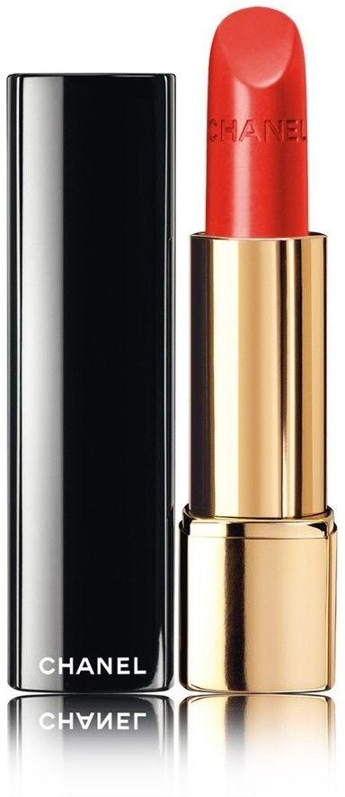 Chanel Rouge Allure intensywna, długotrwała szminka odcień 182 Vibrante 3,5 g