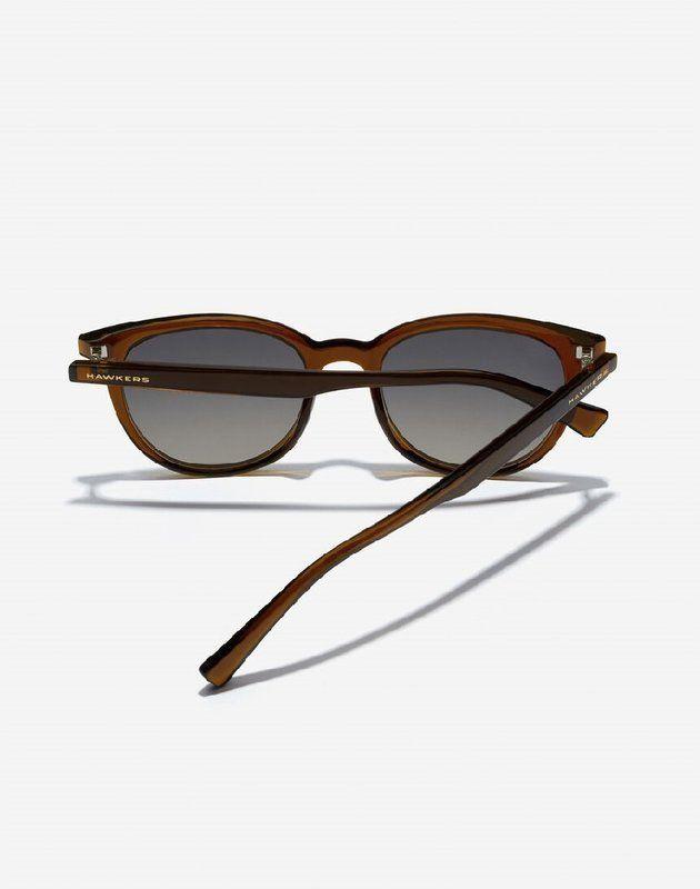 HAWKERS -Piękne okulary przeciwsłoneczne B-town Earth Smoky Black HA-HBTO21WBTO