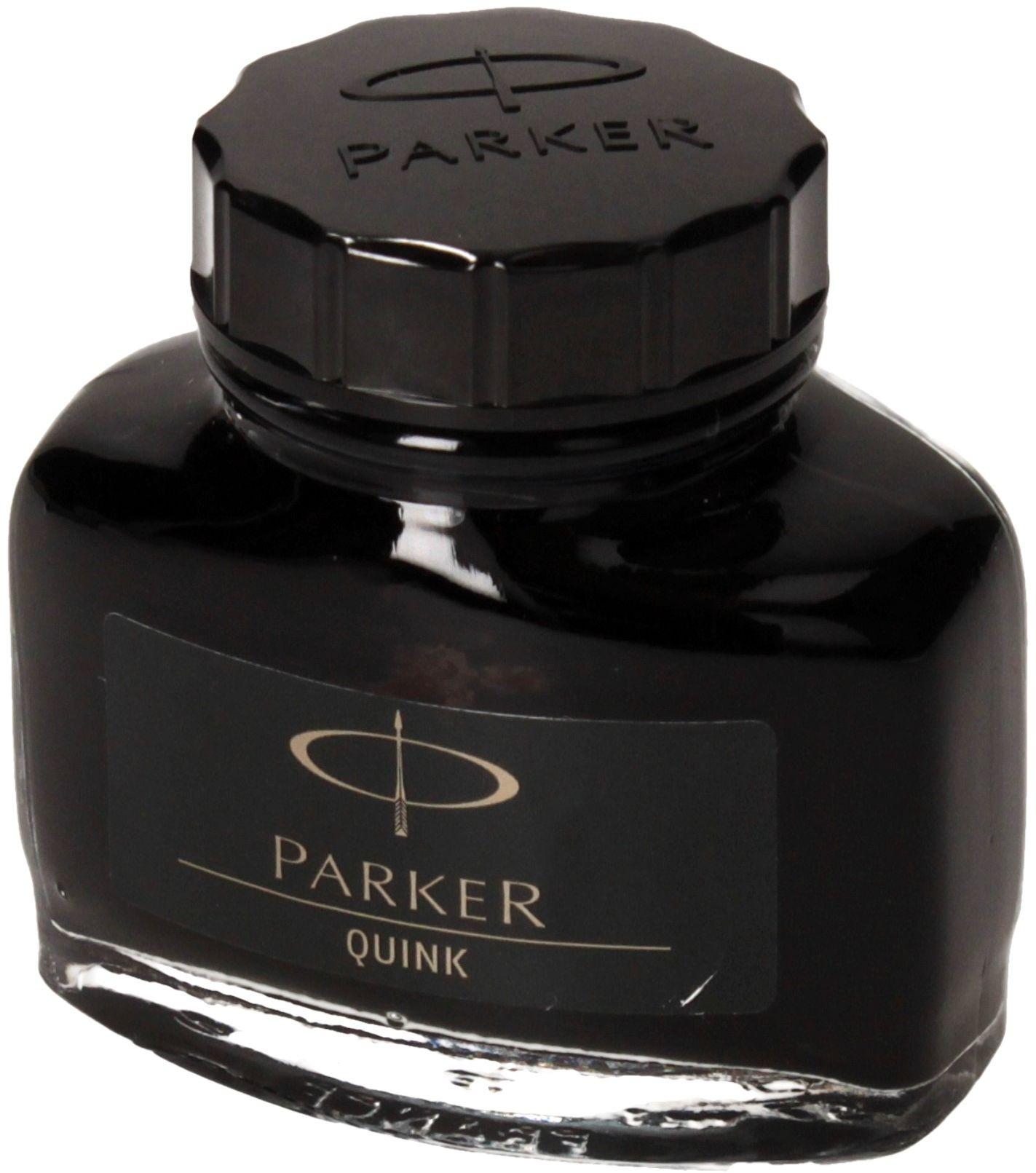 Atrament 57ml czarny Parker 1950375