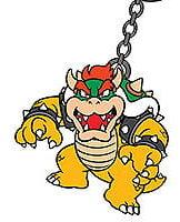 Breloczek do kluczy Nintendo - Bowser