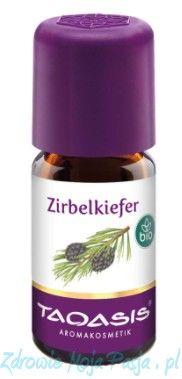 SOSNA LIMBA - Pinus cembra - Olejek eteryczny naturalny - BIO CZYSTY 100% 5 ml