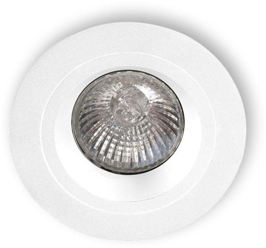 Oprawa halogenowa Foro Bianco Orlicki Design okrągła oprawa w kolorze białym