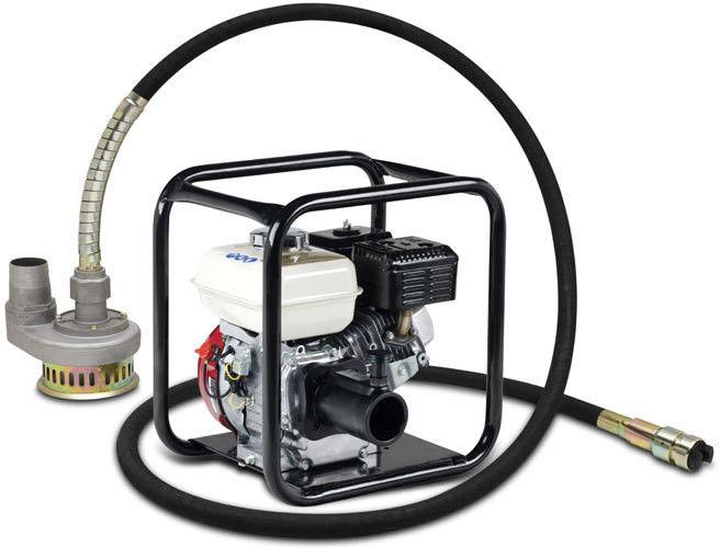 Motopompa do brudnej wody Enar VOLGA (Honda)