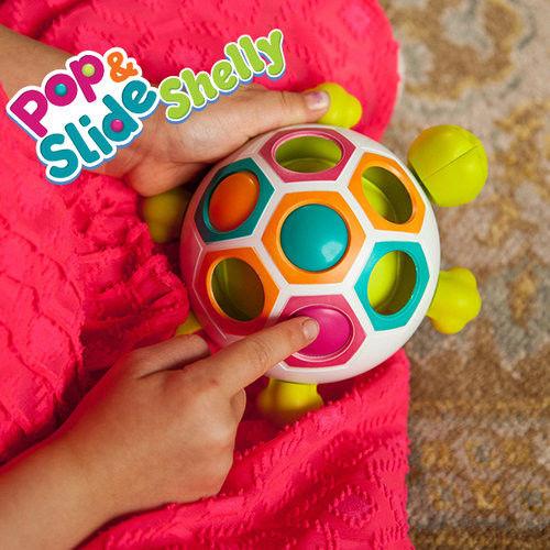 Fat Brain Toys - żółw Shelly Sorter Kolorów