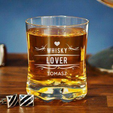 Whisky lover - Szklanka do whisky
