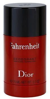 Christian Dior Fahrenheit dezodorant w sztyfcie - 75ml Do każdego zamówienia upominek gratis.