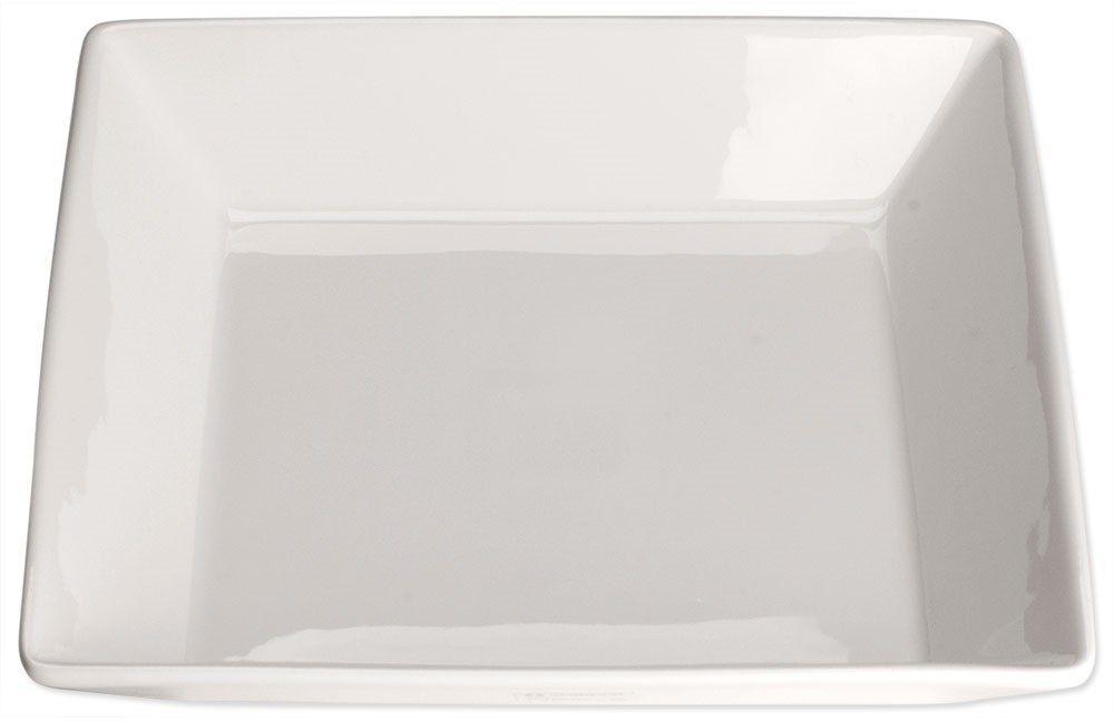 Talerz głęboki, kwadratowy, 235x235 mm