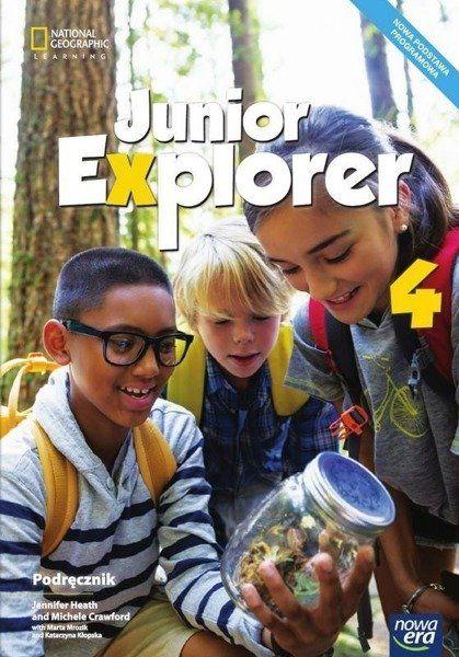 Junior Explorer 4 Podr. NE - Jennifer Heath, Michele Crawford, Marta Mrozik, K
