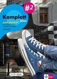 Komplett plus 2. Język niemieckiego dla 4-letnich liceów i 5-letnich techników. Podręcznik ZAKŁADKA DO KSIĄŻEK GRATIS DO KAŻDEGO ZAMÓWIENIA