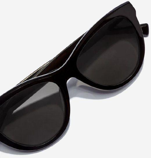 HAWKERS -Stylowe okulary przeciwsłoneczne Nolita Czarne HA-HOL21BBX0