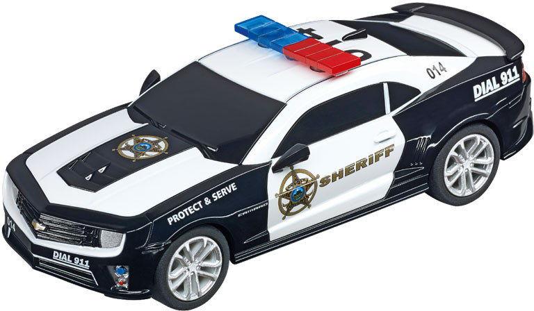 Carrera GO!!! - Chevrolet Camaro ZL1 SHERIFF 64031