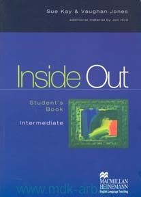 Inside Out Intermediate - Student s Book Podręcznik