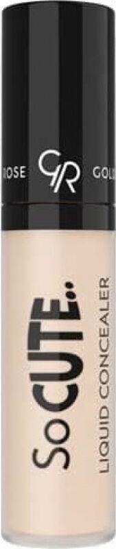 Golden Rose - So CUTE Liquid Concealer - Płynny mini korektor do twarzy - 04