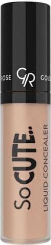 Golden Rose - So CUTE Liquid Concealer - Płynny mini korektor do twarzy - 03