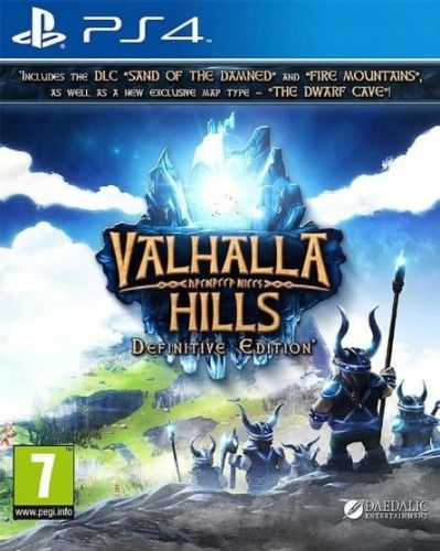 Valhalla Hills PS 4