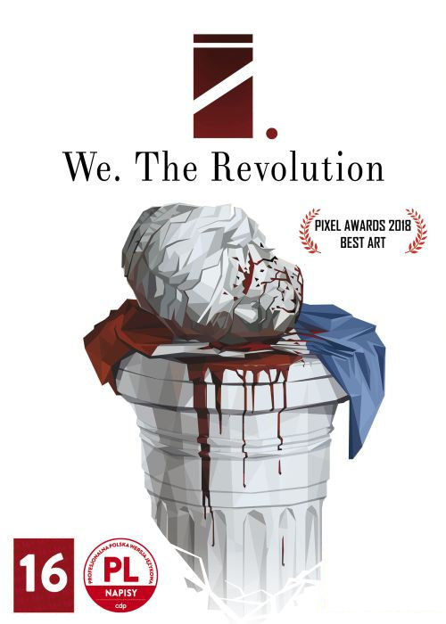 We. The Revolution (PC) PL klucz steam