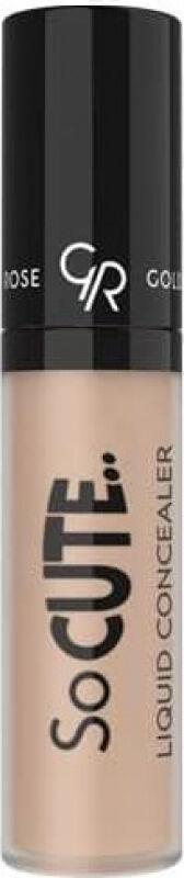 Golden Rose - So CUTE Liquid Concealer - Płynny mini korektor do twarzy - 02