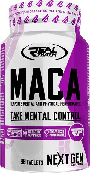 Real Pharm Maca 90tab