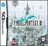 Gra Final Fantasy III (Nintedo DS)
