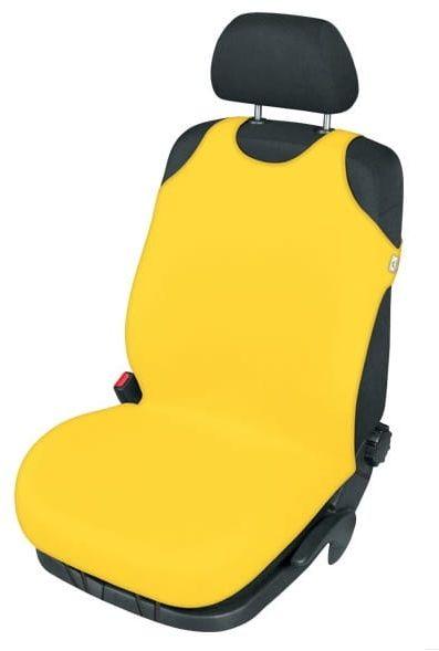 Pokrowiec koszulka samochodowa Singlet, żółta