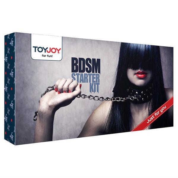 ToyJoy BDSM Starter Kit - Kit Bdsm