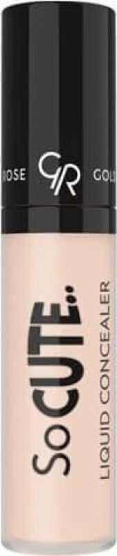 Golden Rose - So CUTE Liquid Concealer - Płynny mini korektor do twarzy - 01