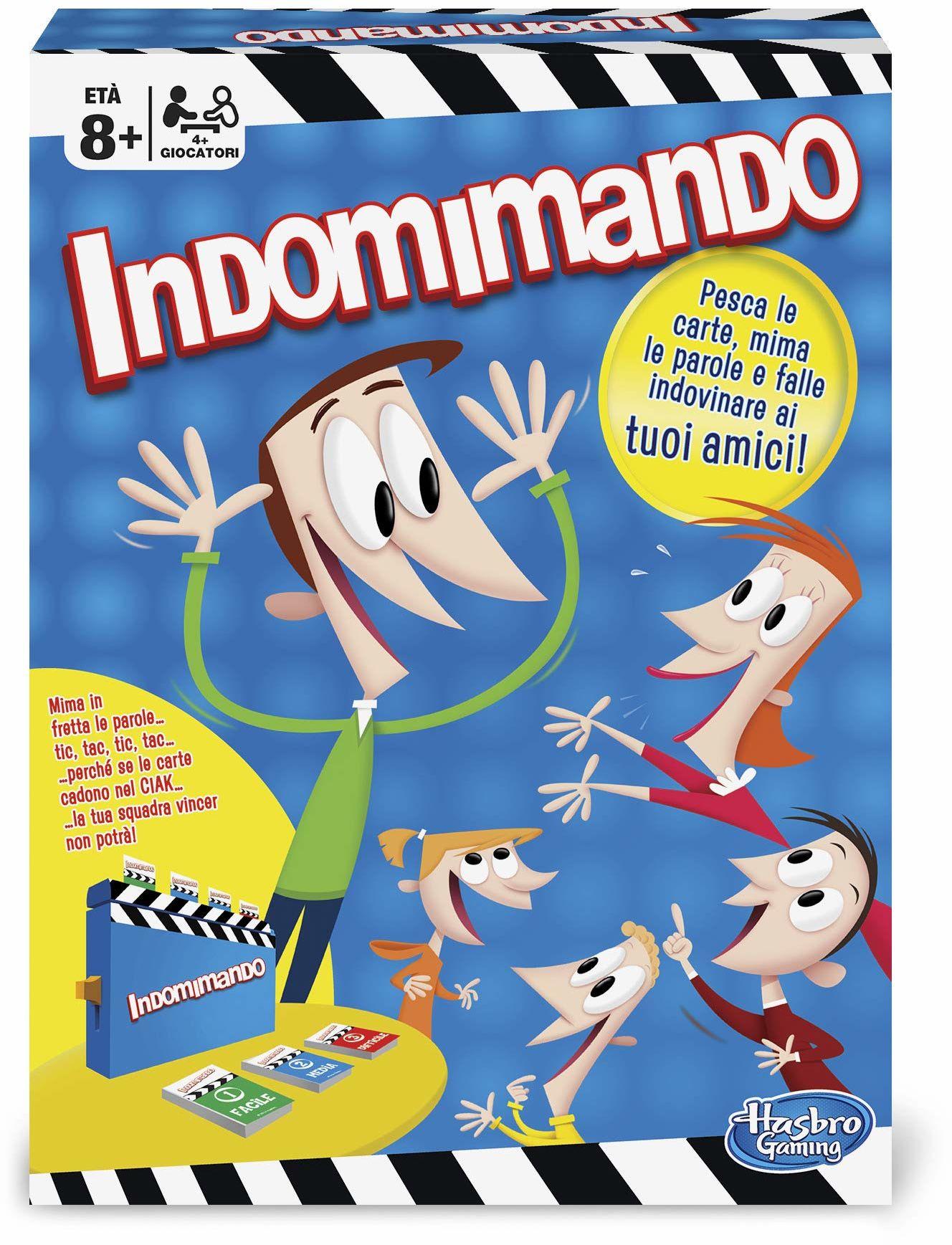 Hasbro - Dominacja impreza gra [rodzic] włoska wersja