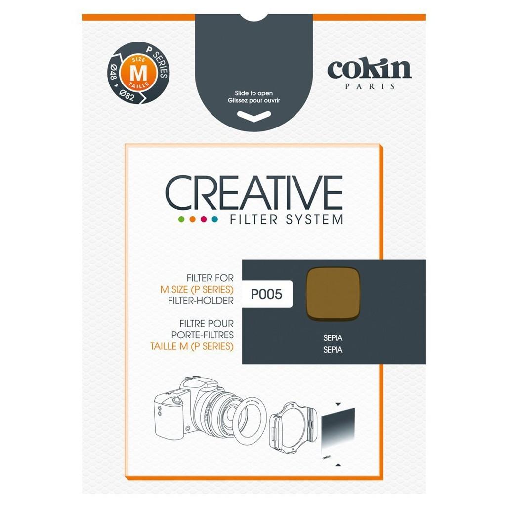 Filtr Cokin P005 - sepia z serii P